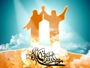 ما المراد من التابوت المذکور فی حدیث الغدیر و الذی أمر النبی (ص) باعطائه لامیر المؤمنین (ع)؟