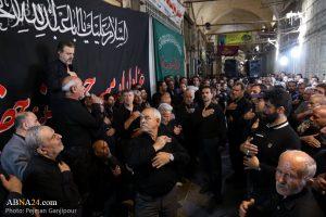 تقریر مصور/ موكب عزائي بمناسبة استشهاد الامام علي (ع) في اصفهان