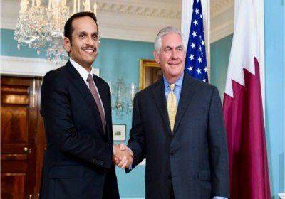 دعوای قطر و عربستان در واشنگتن