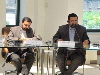 گزارش تصویری از کنفرانس دین محیط زیست و گردشگری معنوی (زیارت) در ارمنستان