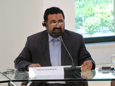 کنفرانس «دین و محیط زیست و گردشگری معنوی » در ارمنستان برگزار شد.