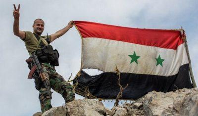 ارتش سوریه به حضور داعش در استان حلب پایان داد