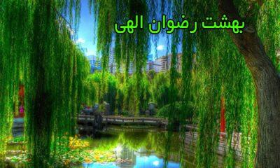 صاحب بهشت رضوان بودن چگونه با شفاعت ملائکه براى آنها سازگار است؟