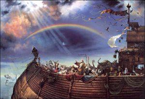 چگونه پسر نوح(ع) از خانوادهاش محسوب نشده؟!