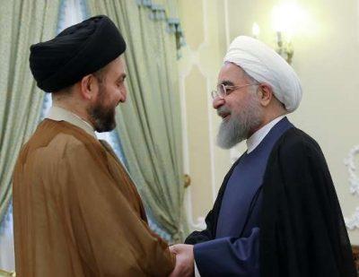 در دیدار رئیس تحالف ملی عراق؛