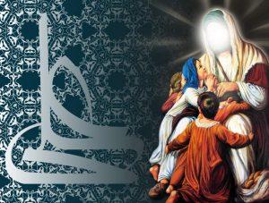 آیه «وَ یُطْعِمُونَ الطَّعامَ عَلى حُبِّهِ مِسْکیناً وَ یَتیماً وَ أَسیراً»، در چه زمانی نازل شده است؟