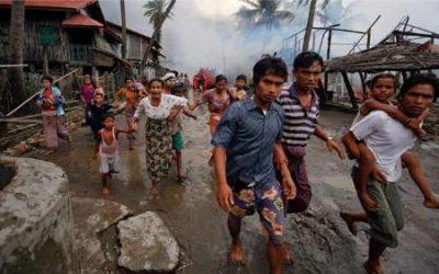 ممانعت میانمار از ورود بازرسان سازمان ملل برای بررسی کشتار مسلمانان