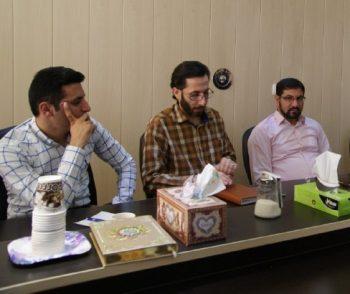 دومین جلسه شورای تخصصی فضای مجازی در مجمع جهانی شیعه شناسی