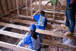 همکاری مسلمانان و مسیحیان آمریکا برای کمک به سیلزدگان سیاهپوست