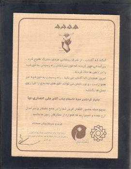 سازمان بنیاد شهید و امور ایثارگران