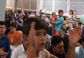 گزارش تصویری جشن غدیر در مرکز اسلامی برلین پایتخت آلمان