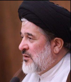 حجت الاسلام و المسلمین سید علی عماد