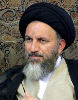 آیت الله سید شرف الدین ملک حسینی