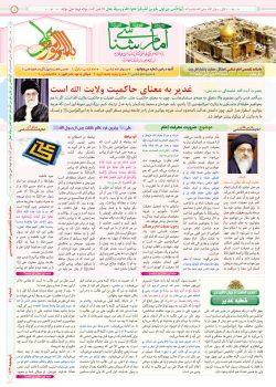 نشریه امام شناسی شماره چهل و یکم
