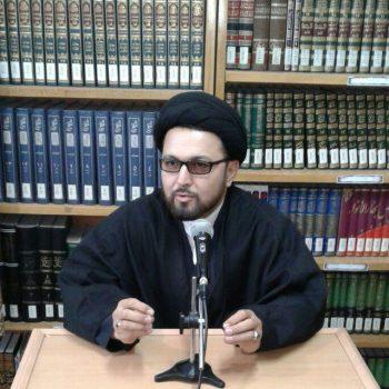 حجت الاسلام سید ابراهیم امینی