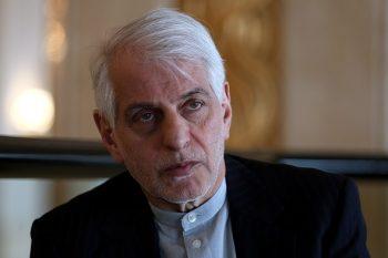 دیدار رئیس مجمع جهانی شیعه شناسی با  آقاﯼ علی ماجدی سفیر ایران در آلمان