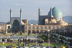ویدئوی ۳۶۰ درجه ای مسجد امام اصفهان