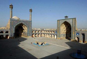 ویدئوی ۳۶۰ درجه ای مسجد جامع عتیق اصفهان