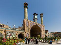 ویدئو ۳۶۰ مسجد امام خمینی تهران (شاه)