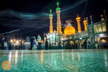 ویدیو ۳۶۰ حرم حضرت معصومه (س)