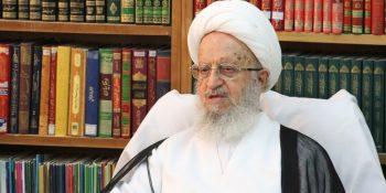 بیانات حضرت آیت الله العظمی مکارم شیرازی در دیدار هیئت امنای مجمع جهانی شیعه شناسی