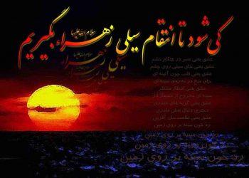 انتقام حضرت زهرا سلام الله علیها