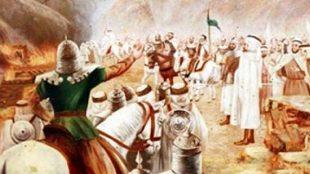 علت شرکت نکردن حضرت علی در جنگ تبوک