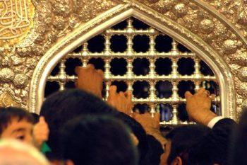 تعظیم و سجده بر حرم امامان علیهم السلام