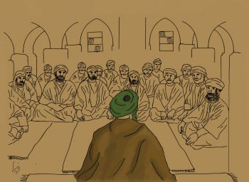 مناظره حضرت امام صادق علیه السلام با ابوحنیفه