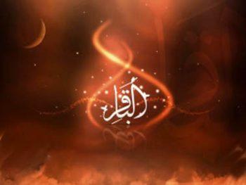 آیا امام باقر علیه السلام دستور دادند برایشان عزاداری شود