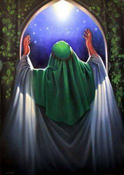 نحوه نماز حضرت علی و امامان علیهم السلام