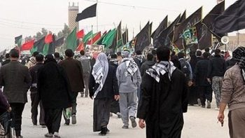پیاده رفتن به زیارت امامان علیهم السلام