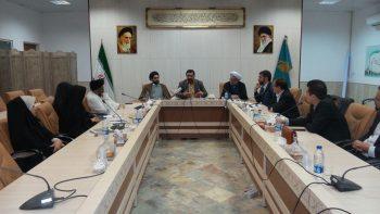 نشست هماهنگی پیش همایش گردشگری و معنویت در مسجد مقدس جمکران