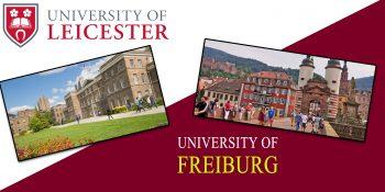 بورسیه تحصیلی دانشگاه لیکستر و پذیرش همکار پژوهشی دانشگاه فرایبورگ