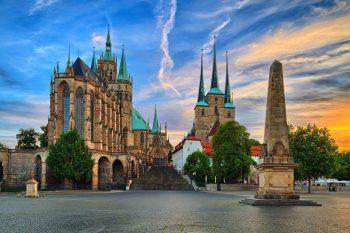 کمک هزینههای اقامت و پژوهش در دانشگاه ارفورت آلمان