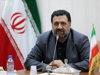پیام تبریک دکتر پیمان به مدیریت جدید مسجد امام علی هامبورگ