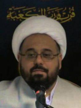 حجت الاسلام و المسلمین محمد انصاریان