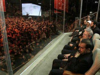 پاسخ رئیس شورای سیاست گذاری تشکل دینی خادم الرضا ع به حضور برخی افراد در VIP ورزشگاه حیدریان