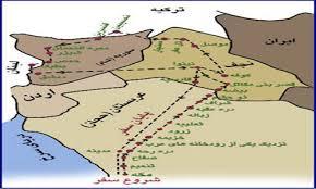 امام حسین(ع) چگونه مسیر ۱۴۰۰ کیلومتری مکّه تا کربلا را در مدت کمتر از یک ماه پیمود؟