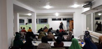 گزارش تصویری از فعالیت های مرکز اسلامی برلین