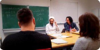 حجتالاسلام مبلغی در جمع دانشجویان دانشگاه «کُلن» آلمان تبیین کرد؛ فرایند شکلگیری مقام افتاء و سطوح اجتماعی فتوا در دنیای تشیع