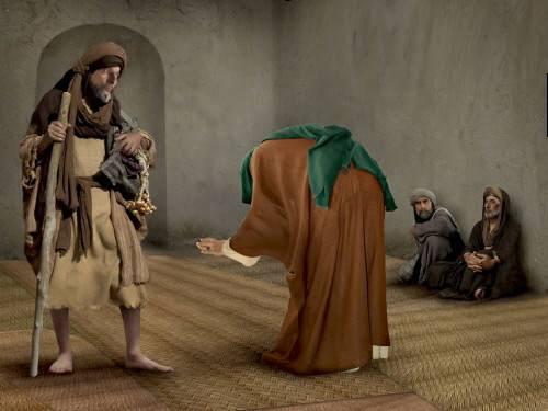 شبهه تناقض بیرون کشیدن تیر از پای حضرت علی ع و بخشیدن انگشتر به سائل در حال نماز